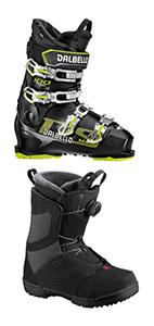 C 10: Ski-/ Boardschuhe Gr. 36 - 50