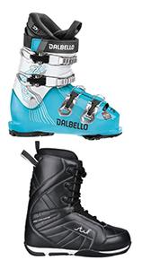 C 11: Ski-/ Boardschuhe 10 - 15 Jahre