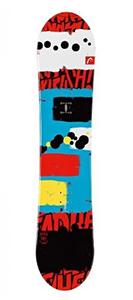 B 9: Kinder Snowboard bis 110 cm