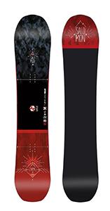 B 6: Top Snowboard